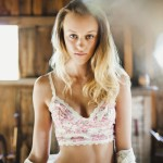 Cozy and Intimate Lingerie Photo Shoot by Ben Sasso