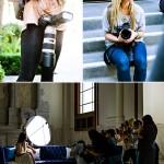 Behind the Scenes at Junebug's Wedding Photography Workshop