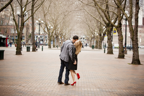 wedding photo by La Vie Photography - Seattle wedding photographers | via junebugweddings.com