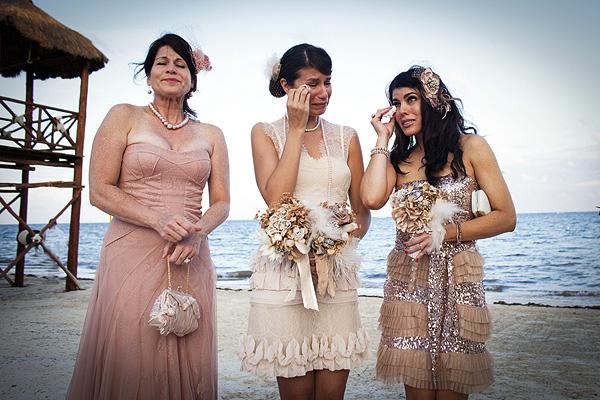 wedding photo by Elizabeth Media - Mexico wedding photographer   via junebugweddings.com