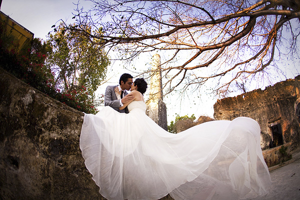 wedding photo by Elizabeth Media - Mexico wedding photographer | via junebugweddings.com
