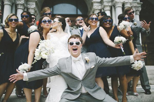 wedding photo by Tina Bass Photography - Tampa, Florida | via junebugweddings.com