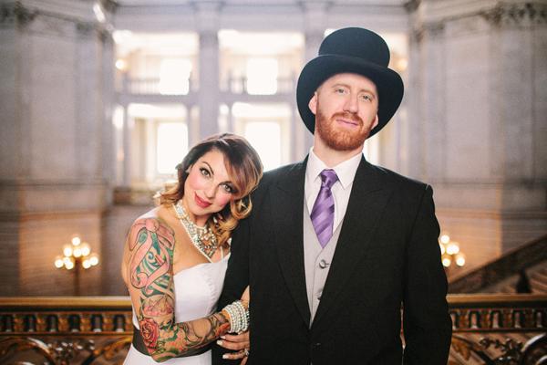 beautiful bride and groom portrait by Heather Elizabeth Photography - San Francisco, California wedding photographer   via junebugweddings.com