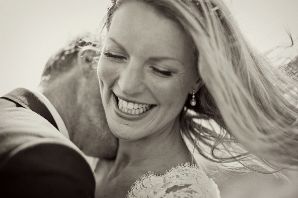 joyful wedding photo by Marianne Taylor Photography | via junebugweddings.com
