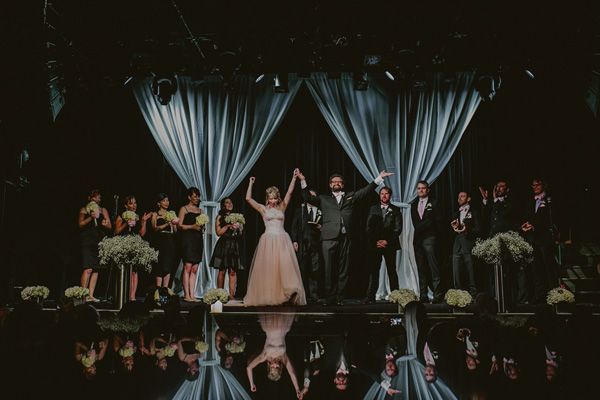 wedding ceremony photo by Aga of Storytellers and Co. | via junebugweddings.com