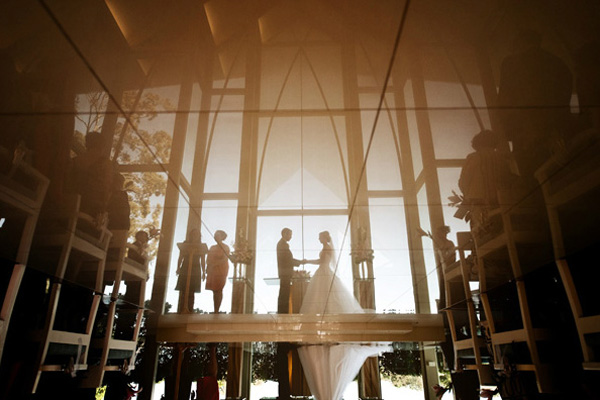 wedding ceremony photo by Todd Hunter McGaw | via junebugweddings.com
