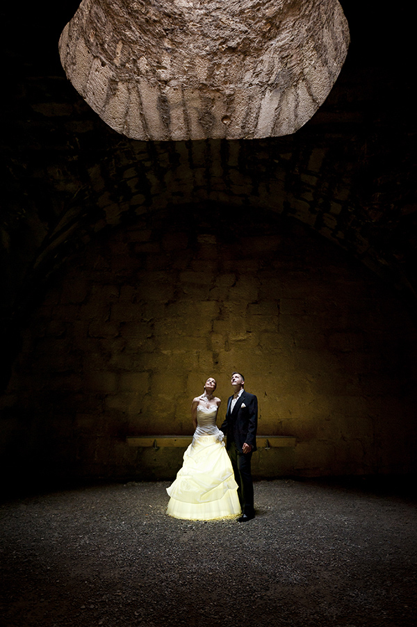 wedding photo by Andreas Feusi, Switzerland wedding photographer | via junebugweddings.com