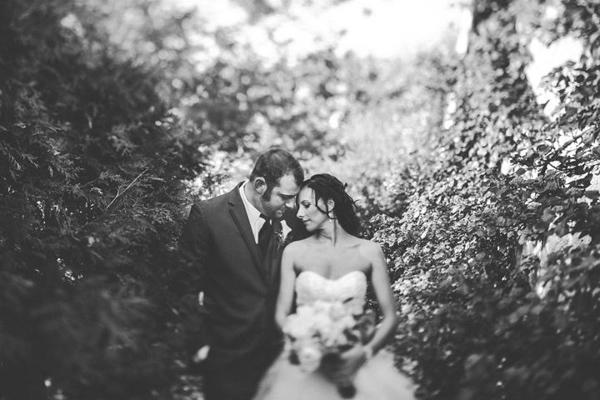 wedding photo by Jennifer Moher Photography, Ontario, Canada wedding photographer | via junebugweddings.com