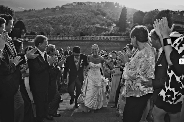 wedding photo by Italian Wedding Photography by Jules | via junebugweddings.com