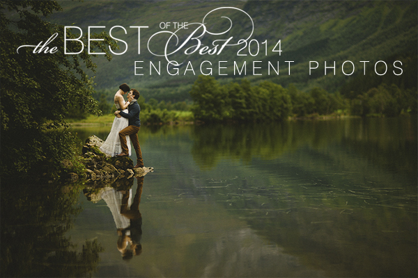 Best of the Best Engagement Photo Contest Winner - Jakob Granqvist of Nordica Photography | via junebugweddings.com