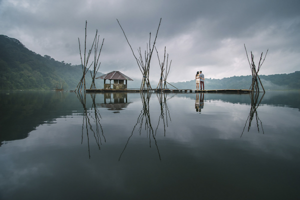 Best of the Best Engagement Photo Contest Winner - Komang Diktat of Diktat Photography | via junebugweddings.com