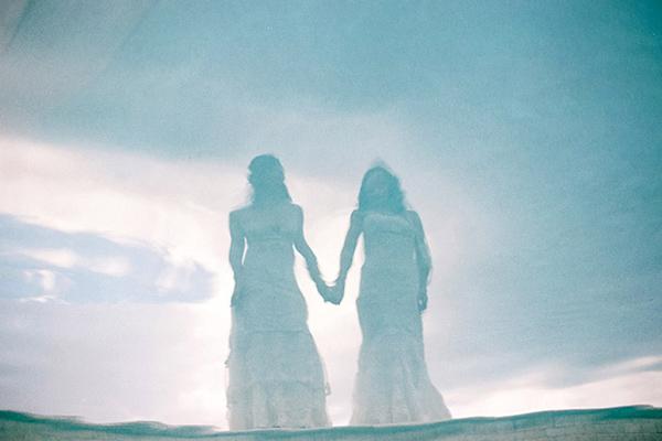 wedding photo by Elaine Palladino Photography | via junebugweddings.com