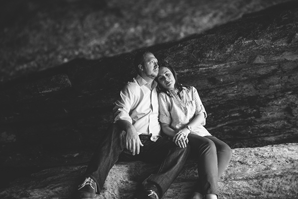 engagement photo by Bri Morse Imagery | via junebugweddings.com