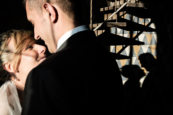 photo by Nicola Tonolini - Italy wedding photographer | via junebugweddings.com