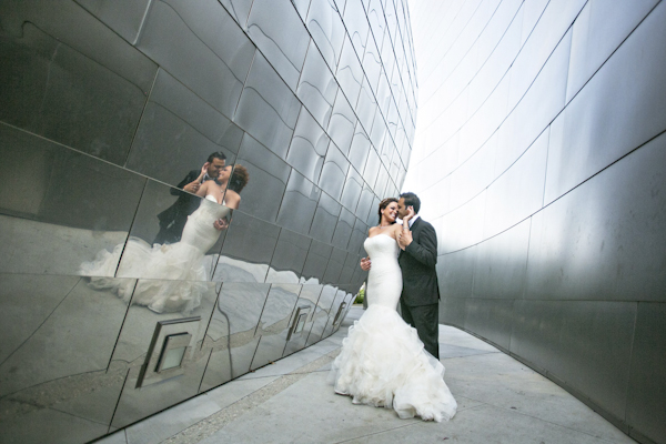 wedding photo by Joy Marie Photography | via junebugweddings.com