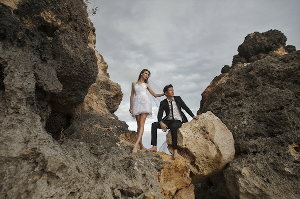 wedding photo by Sigit Prasetio of THEUPPERMOST | via junebugweddings.com