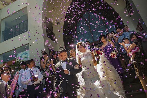 wedding photo by Sigit Prasetio of THEUPPERMOST   via junebugweddings.com