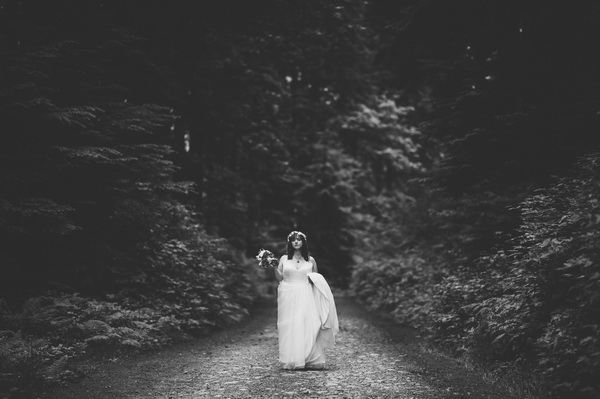 Solo Bridal Portraits - + Dallas Kolotylo Photography - 4