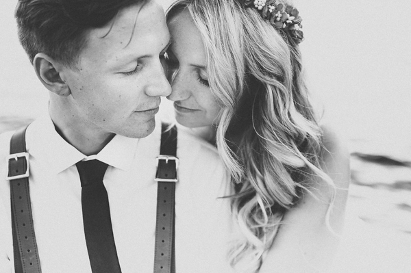 black and white couple portraits by jennifer moher