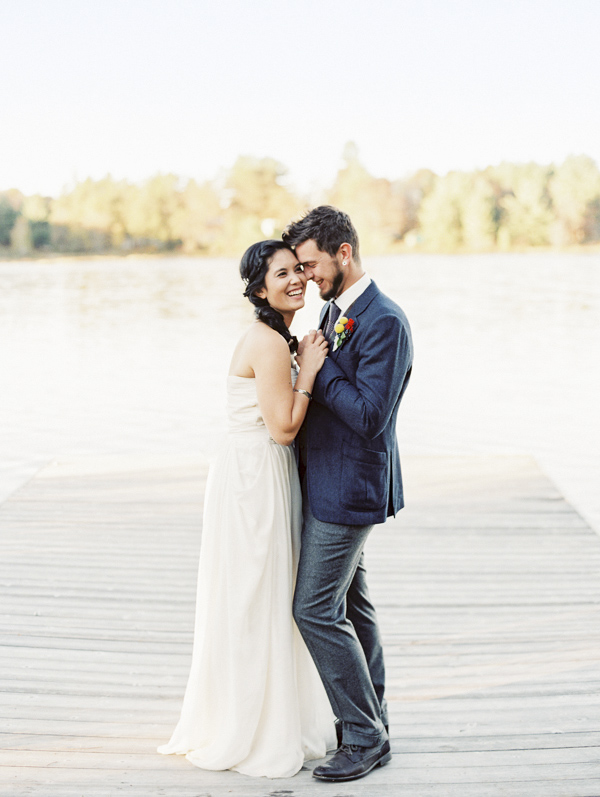 wedding photo by When He Found Her - Reid Lambshead, Toronto, Canada wedding photographer | via junebugweddings.com