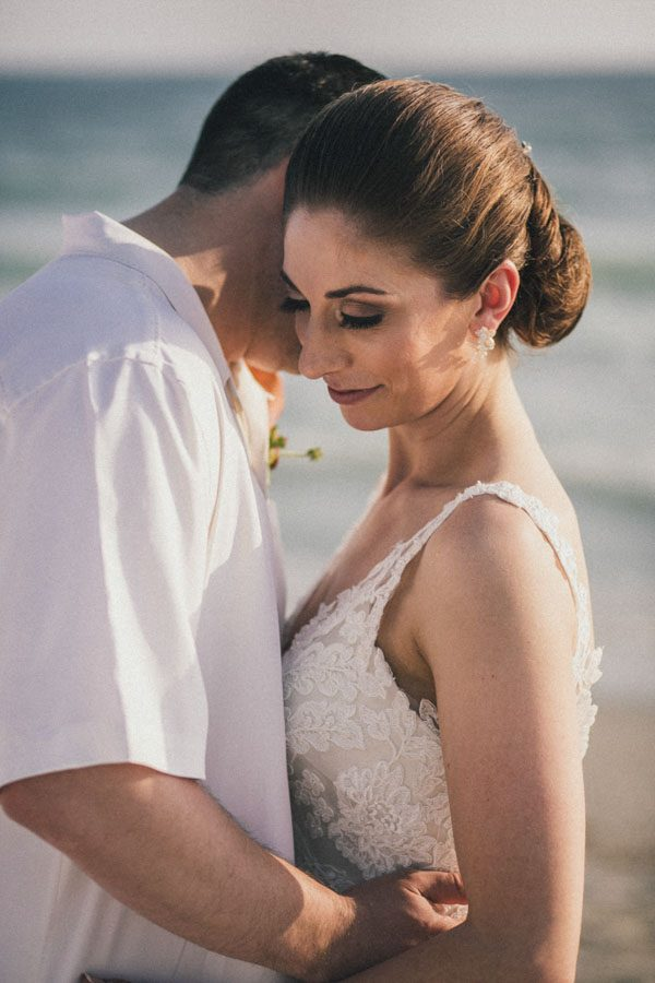 Photographing Beach Weddings - Junebug Weddings