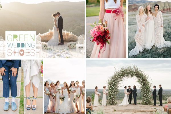 How to get published advice from top wedding bloggers junebug describe your blog green wedding shoes is for the creative free spirited couple id describe our aesthetic as whimsical fun romantic creative and junglespirit Images