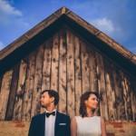 Beautiful Sunset Post Wedding Shoot in Poland from Maciej Suwalowski