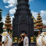Cambodian Elopement from Julian Abram Wainwright