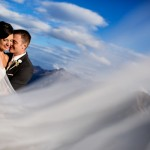 Spectacular Mountaintop Wedding from Two Mann Studios