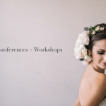 The Best Wedding Photography Conferences + Workshops to Attend in 2016