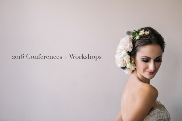 wedding photography conferences