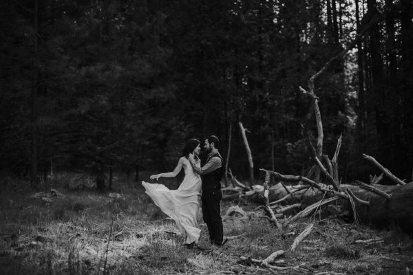 Yosemite Wedding Portraits