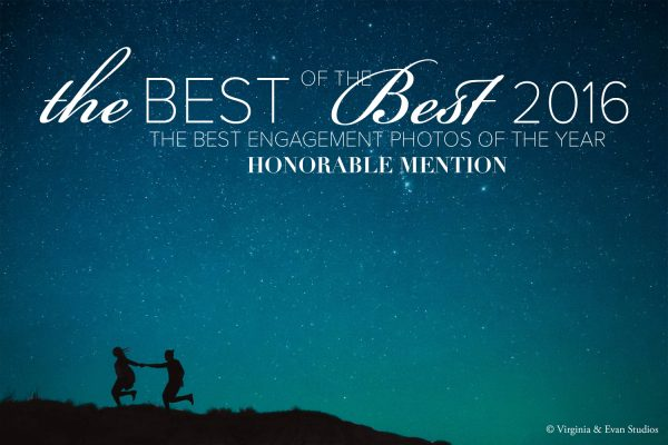 honorable mention best engagement photos 2016 junebug weddings