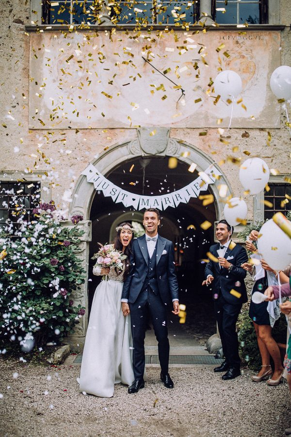 Wedding North Italy by Chris and Ruth Photography