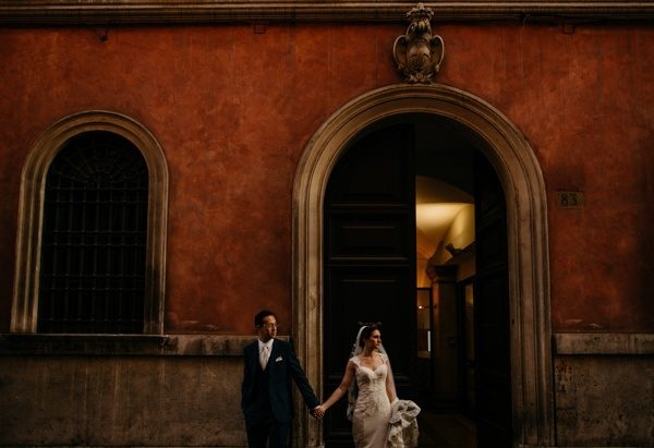 destination wedding of Rebecca Kealy and Michael Ma in Castello della Castelluccia, Rome, Italy. Captured by Sean and Kate