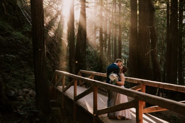 Intimate Wedding in Big Sur by Paige Nelson Photography