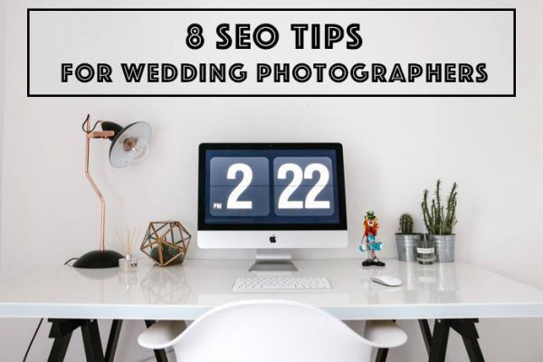 seo tips for weddings photographers