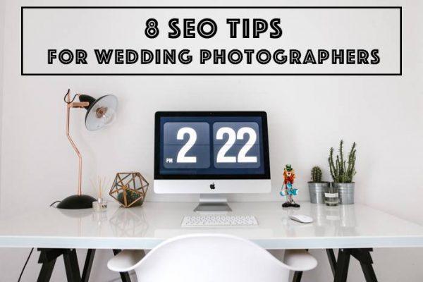 seo tips for weddings photographers