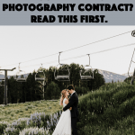 Thinking of Breaking Your Wedding Photography Contract? Read This First.