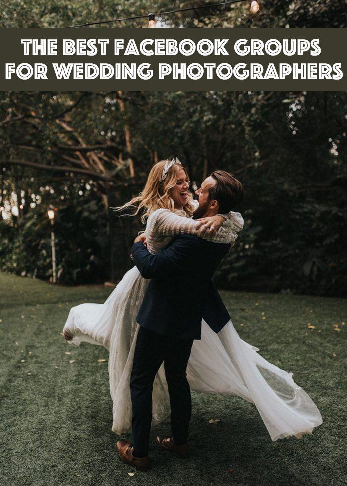 The Best Facebook Groups for Wedding Photographers