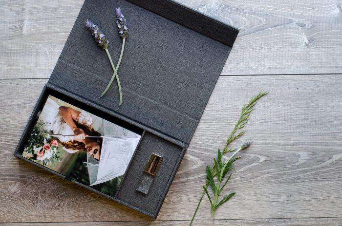 without usb USB Flash Drive Box personalize flash drive photo box gift wedding box Proof Box photography Photo box Linen fabric USB Box