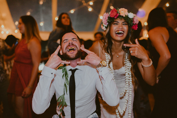These Epic Reception Photos Will Have You Getting Creative