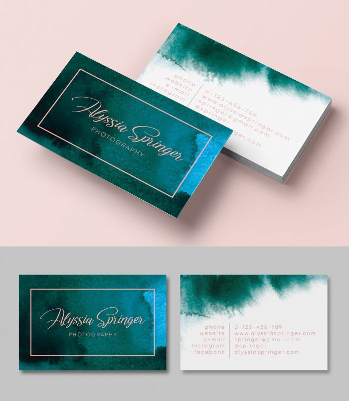 the best etsy business cards for wedding photographers junebug