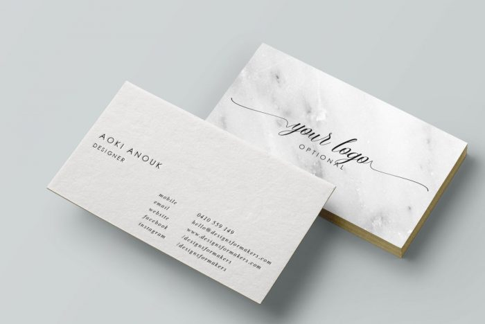 The best etsy business cards for wedding photographers junebug marble business card calligraphy business card premade business cards minimal luxe chic marbled texture background elegant modern colourmoves