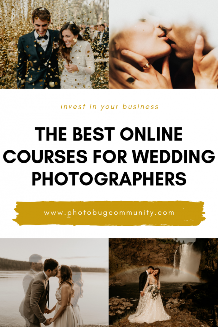 The Best Online Courses for Wedding Photographers | Photobug