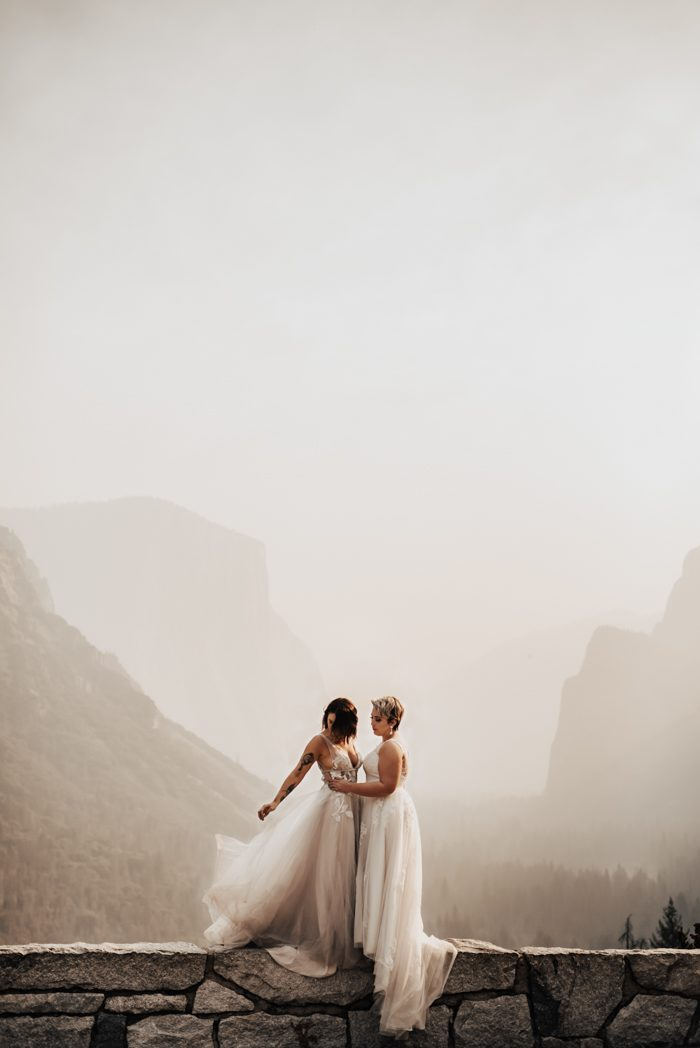 same sex couple wedding TPOM