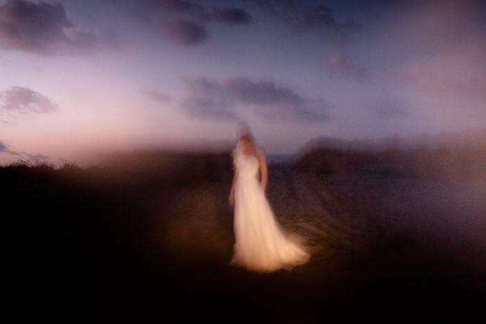 wedding sunset photo 2020