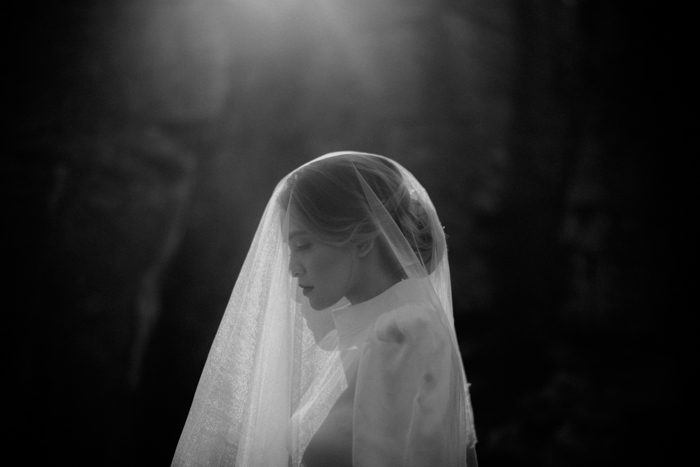 wedding veil TPOM 2020
