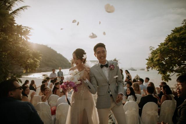 celebration wedding send off 2020