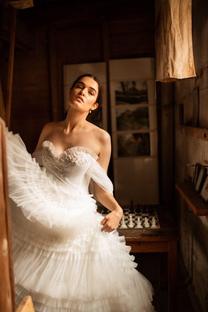 bridal portrait TPOM 2020